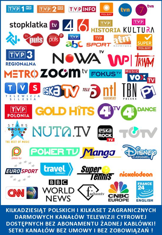 Telewizja Na Karte Polsat.Telewizja Cyfrowa Cyfrowa Telewizja Satelitarna Cyfrowa Telewizja