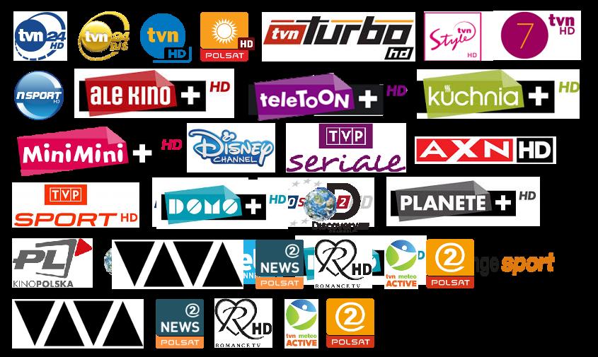 Telewizja Na Karte Polsat.Telewizja Na Kartę Smart Hd Kodowane Polskie Kanały Satelitarne