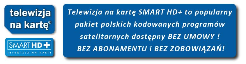 Telewizja Na Karte W Niemczech.Telewizja Na Kartę Smart Hd Kodowane Polskie Kanały Satelitarne